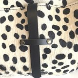 SHOPPER NANNE DALMATIAN FURRY PRINT_