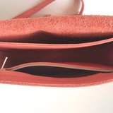 SADDLE BAG COLETTE SMALL CORAL_