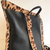 BACKPACK LARGE LOKI LEOPARD PRINT_