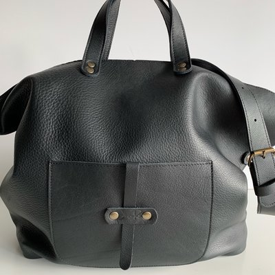 MOMMY BAG THIRZA BLACK