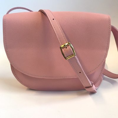 SADDLE BAG JUNA SMALL PINK