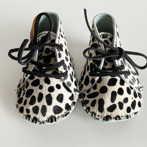 NEW BORN BABYBOOTIE MODA LITTLE DOTS PRINT