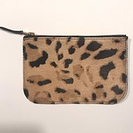 LOKI FURRY LEOPARD WALLET SMALL